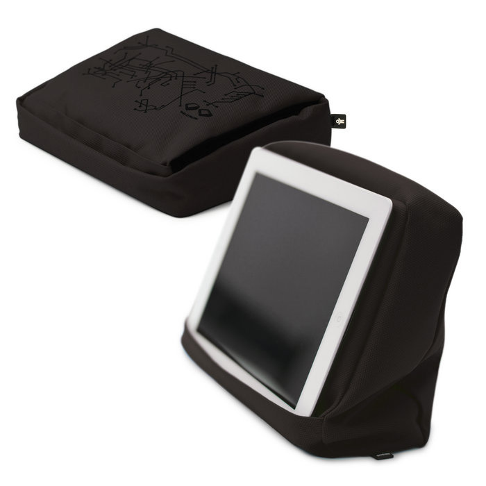bosign tabletpillow kissen f r ipad und tablet schwarz. Black Bedroom Furniture Sets. Home Design Ideas