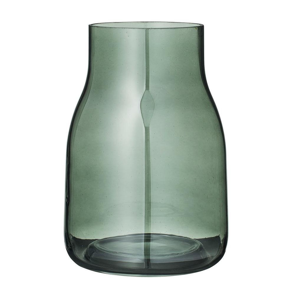 bloomingville vase blumenvase glas gr n 029342 sunflower design. Black Bedroom Furniture Sets. Home Design Ideas