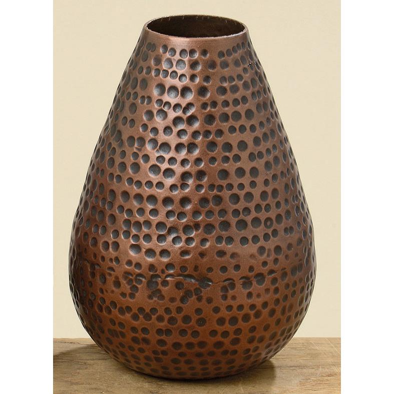 vase aus aluminium kupfer 16cm 031813 sunflower design. Black Bedroom Furniture Sets. Home Design Ideas