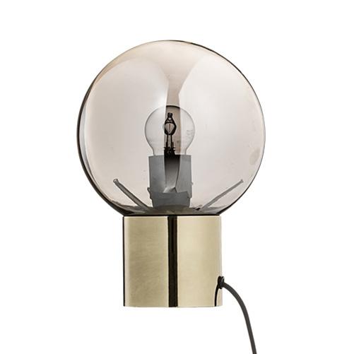 bloomingville lampe tischlampe gold 25cm 033189. Black Bedroom Furniture Sets. Home Design Ideas