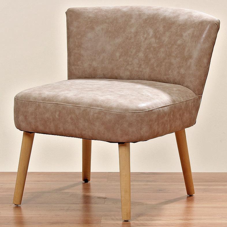 sessel cohen kunstleder braun 033983 sunflower design. Black Bedroom Furniture Sets. Home Design Ideas