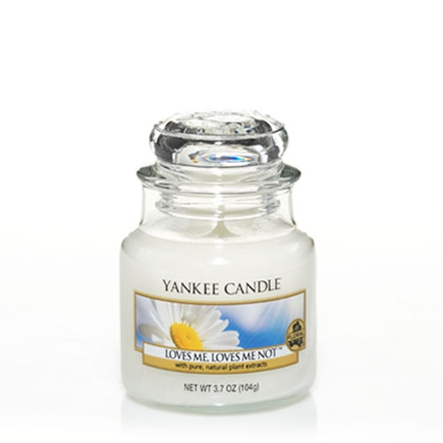yankee candle loves me loves me not housewarmer 104g 019891. Black Bedroom Furniture Sets. Home Design Ideas